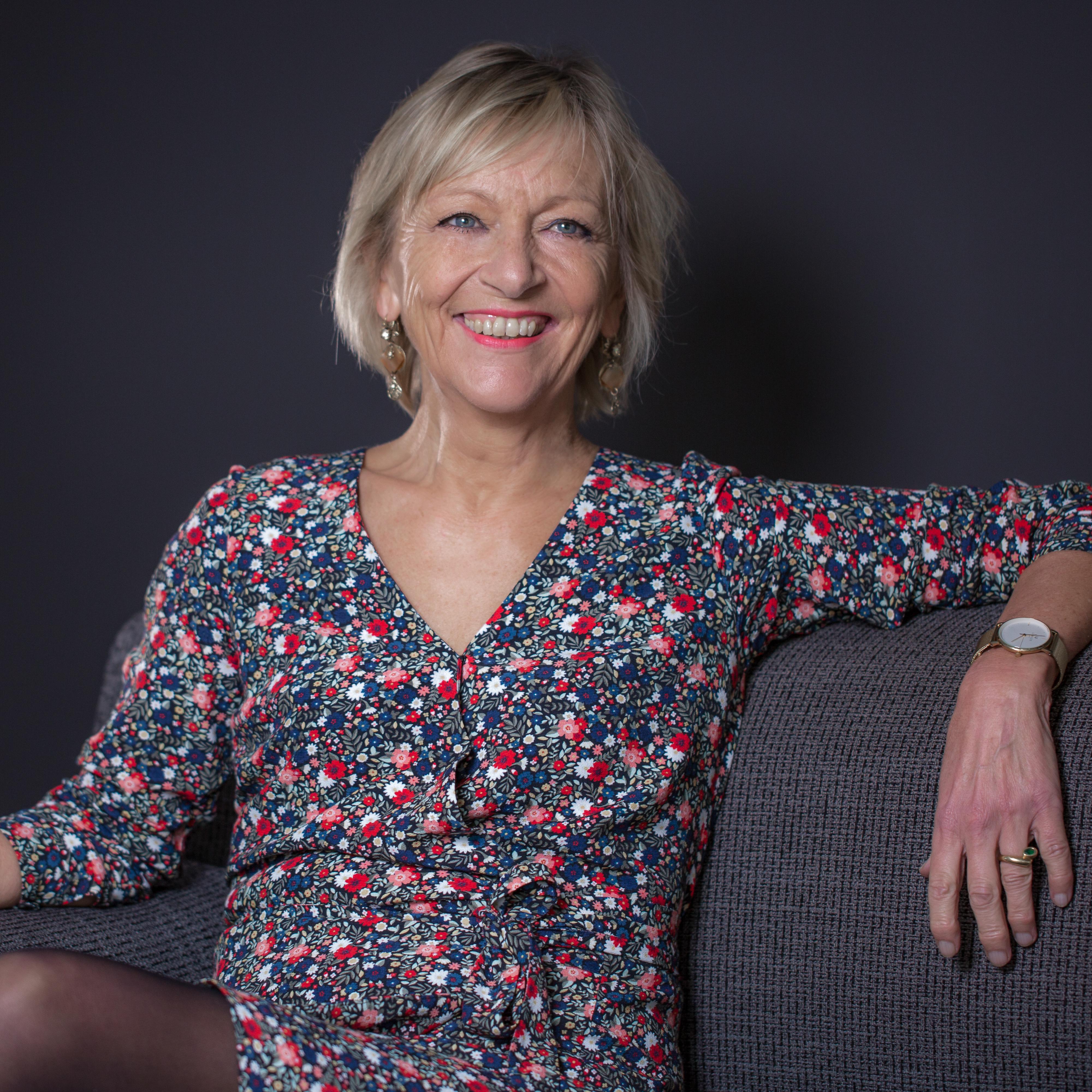 «Portrait de Christiane KOEPPEL coach de l'institut neurofeedback vire normandie